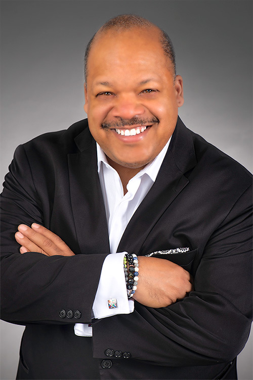 Photo of Floyd W. Green, III, Vice President Community Activation